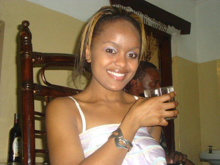 One Kenyan Boy: KENYAN STAR; AVRIL