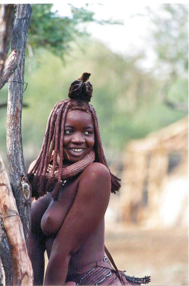 Super-sexy African Queen