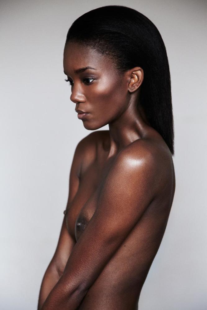 Marvelous ebony naked models - Hook-up..