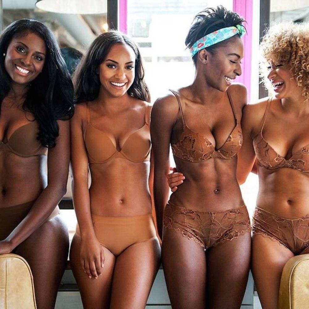 Nubian Skin, The Bare Underwear Line..