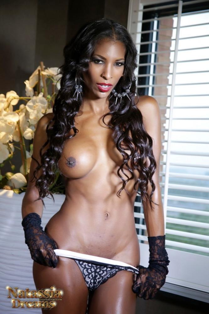 Black She-creature Superstar..