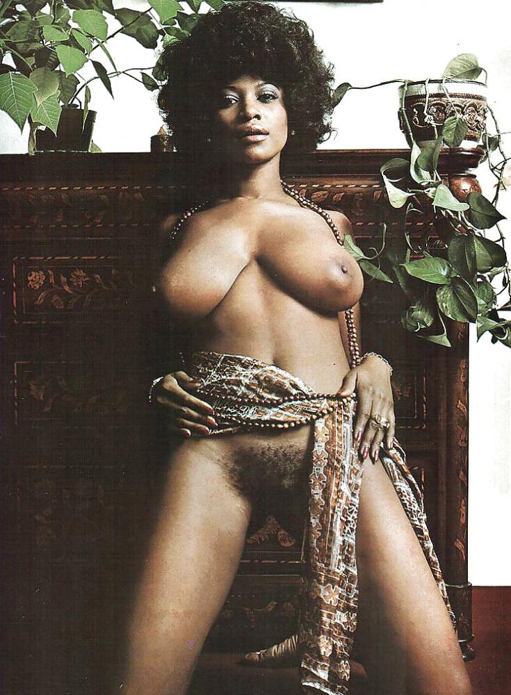 Vintage Ebony Pornstars
