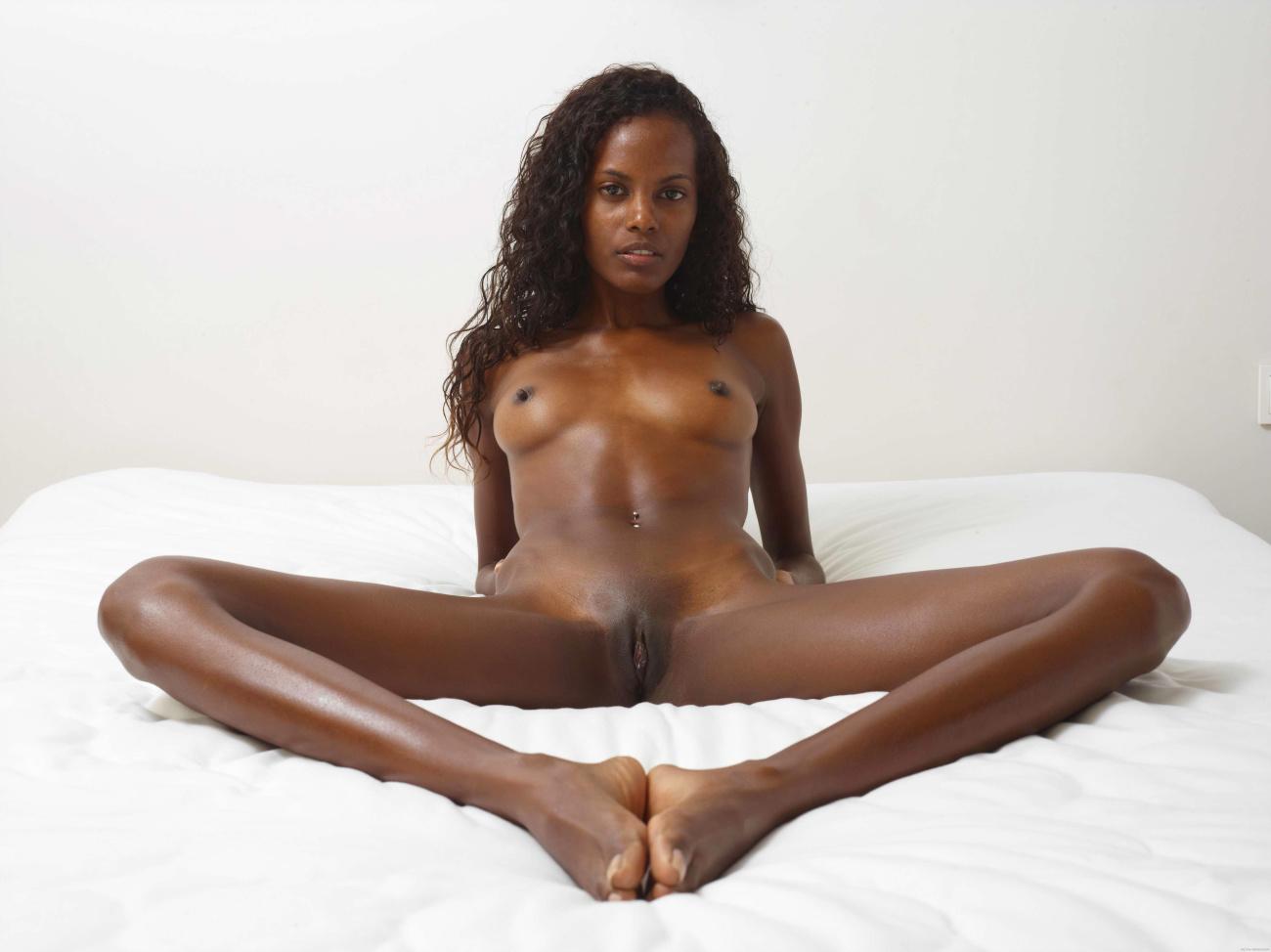 Femme Noire Nue - WallSexy