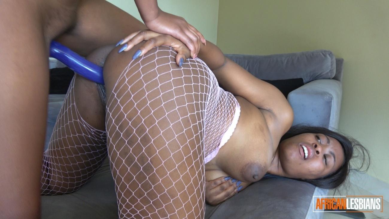 Leaked African Girl/girl Orgy Gauze..