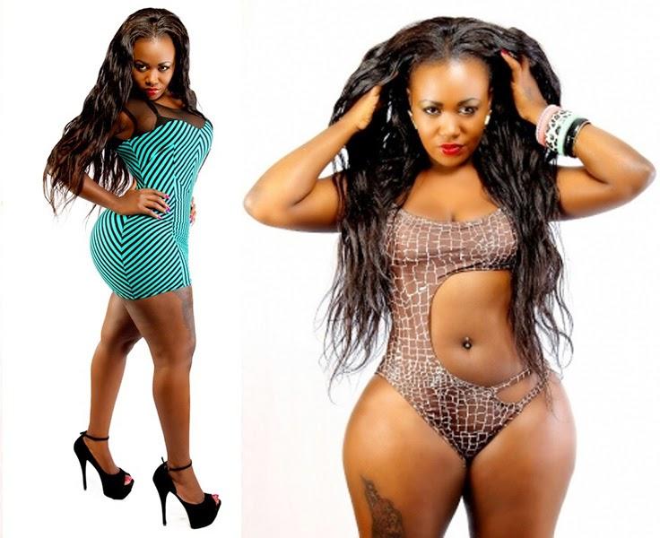 Top 20 Most Curvy/Endowed African..