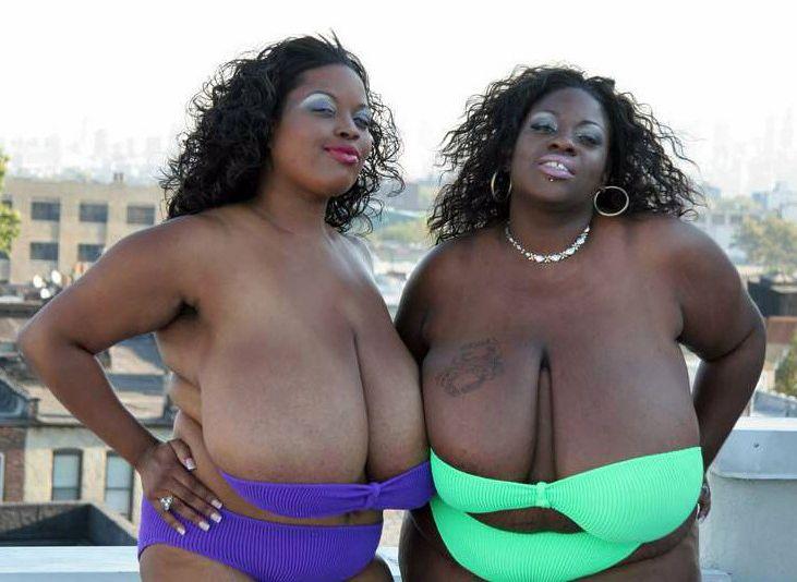 Real congenital ebony Plumper women,..