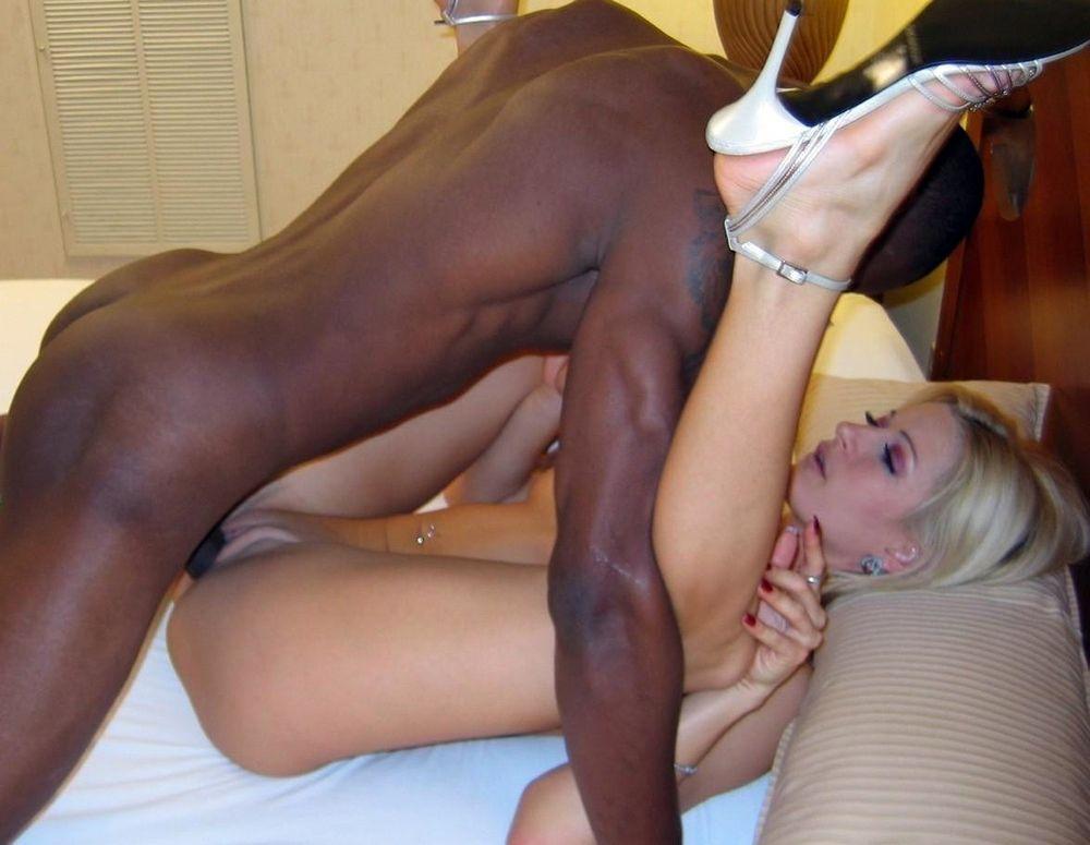 Sizzling femmes boinks with dark-hued..