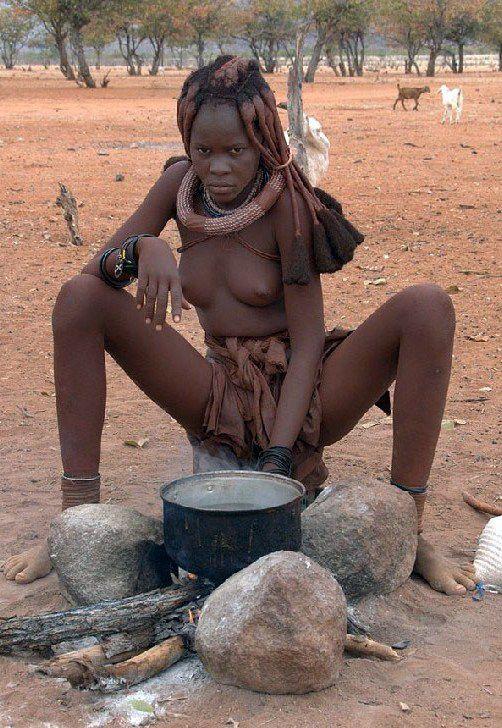 Horny youngster Aborigines. Nude..