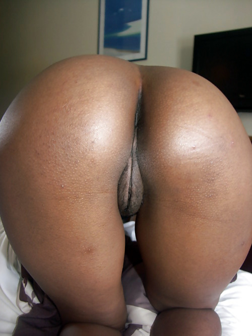 An  obese black asses, awesome.