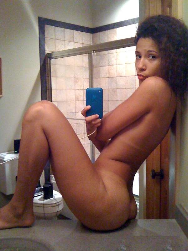 Fabulous bodied black nubiles nude..