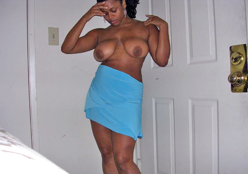 Horny crazy black coed unwrapping and..