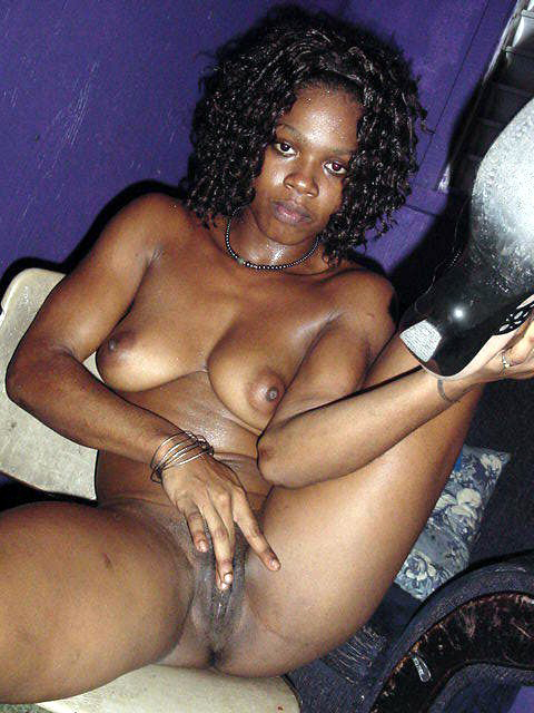 The Bombshell of Ebony Damsels -..