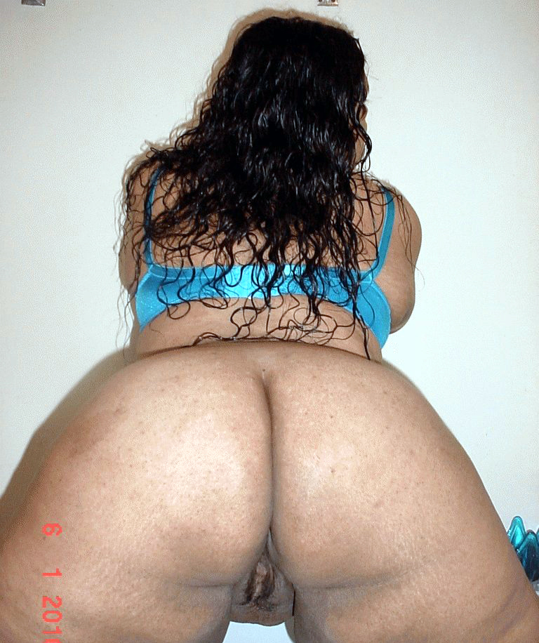Inexperienced black maid display bare..