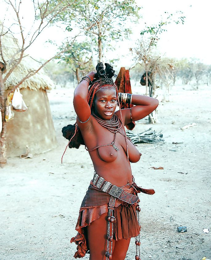 Bare dolls from african tribe,..