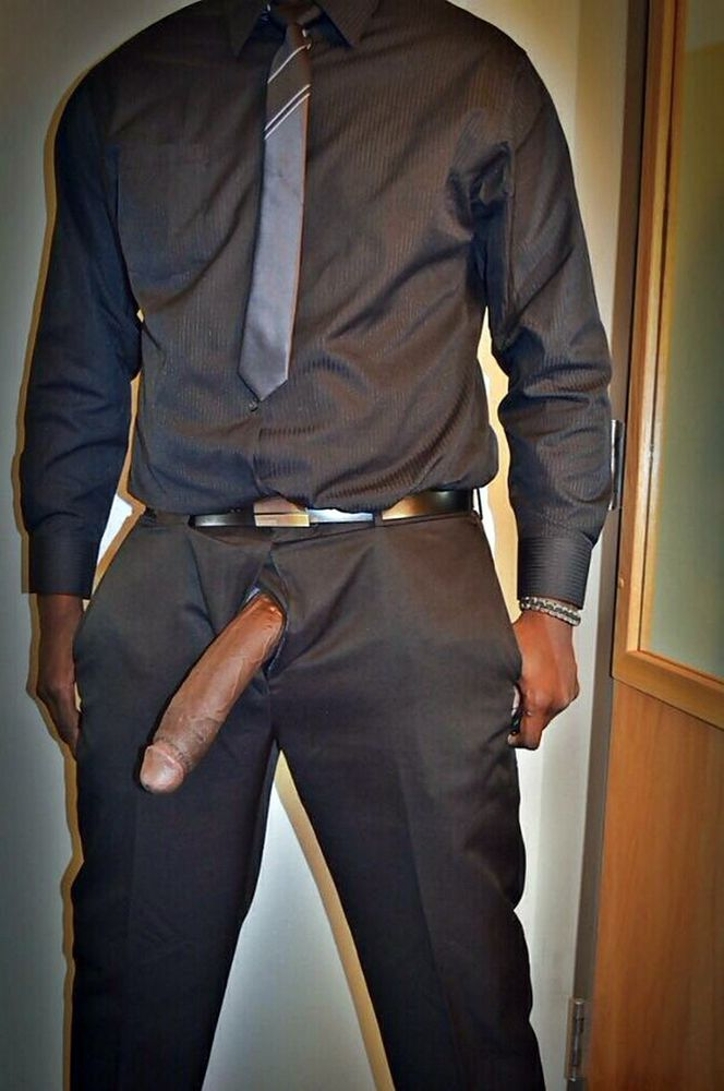 First-timer dark-hued men with 13 and..