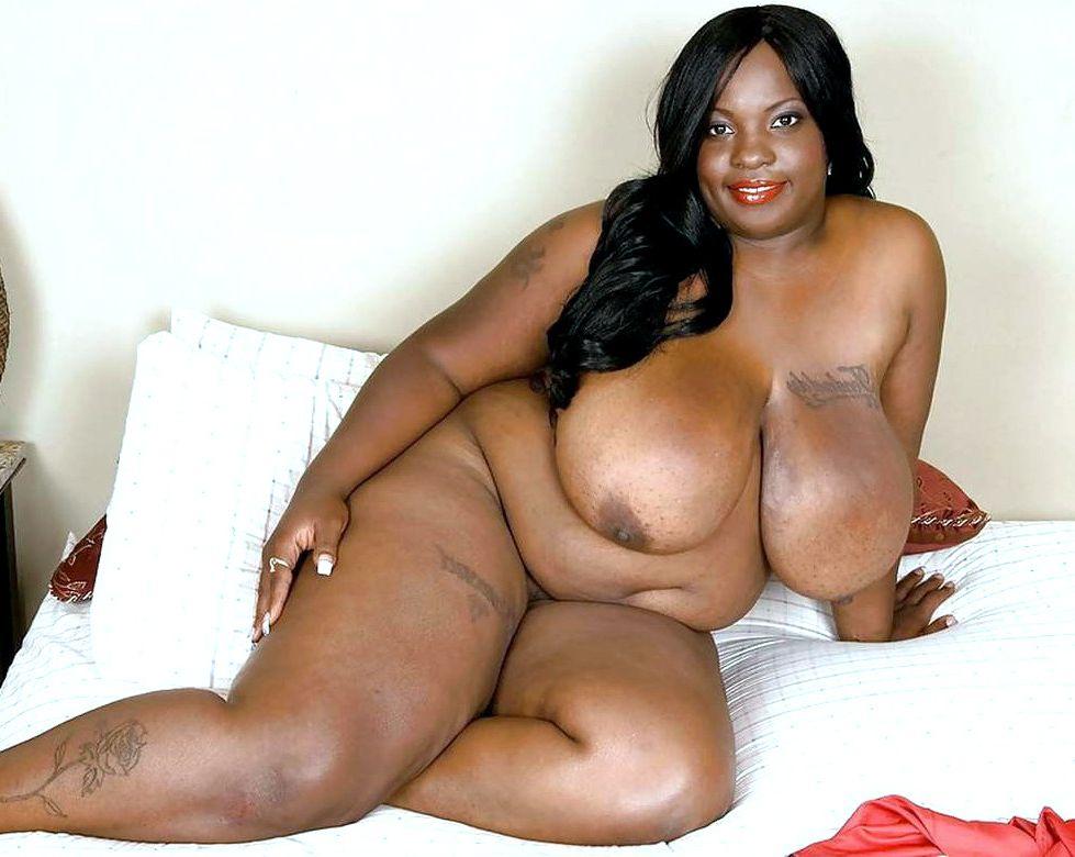 Ebony joyful Plus-size phat..