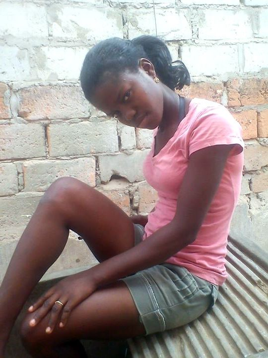 Teen african femmes with lovely faces